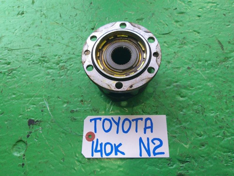 Лок Toyota передний (б/у)