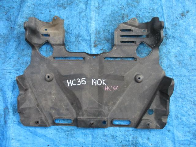 Защита двигателя Nissan Laurel C35 (б/у)