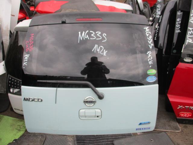 Дверь задняя Nissan Moco MG33S (б/у)