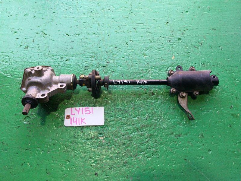 Рулевой редуктор Toyota Dyna LY151 (б/у)