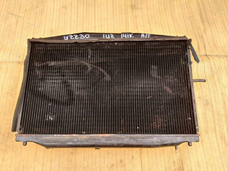Радиатор основной Toyota Soarer UZZ30 1UZ-FE (б/у)