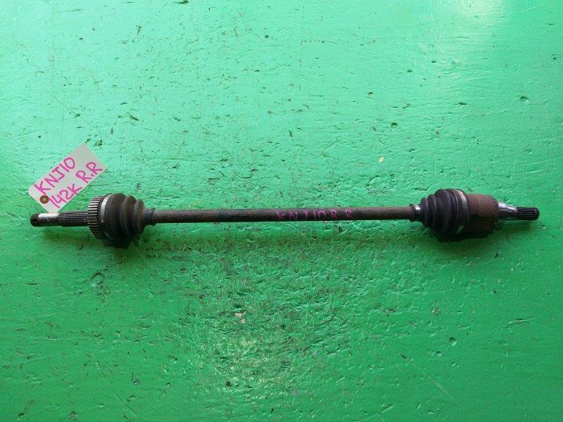 Привод Nissan Dualis J10 задний правый (б/у)