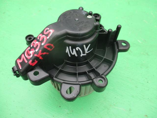 Мотор печки Nissan Moco MG33S (б/у)