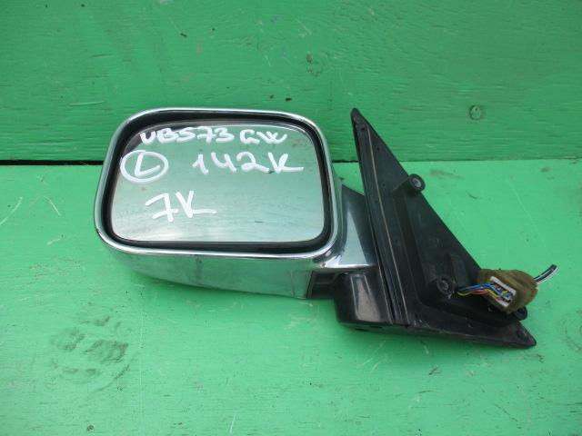 Зеркало Isuzu Bighorn UBS73 левое (б/у)