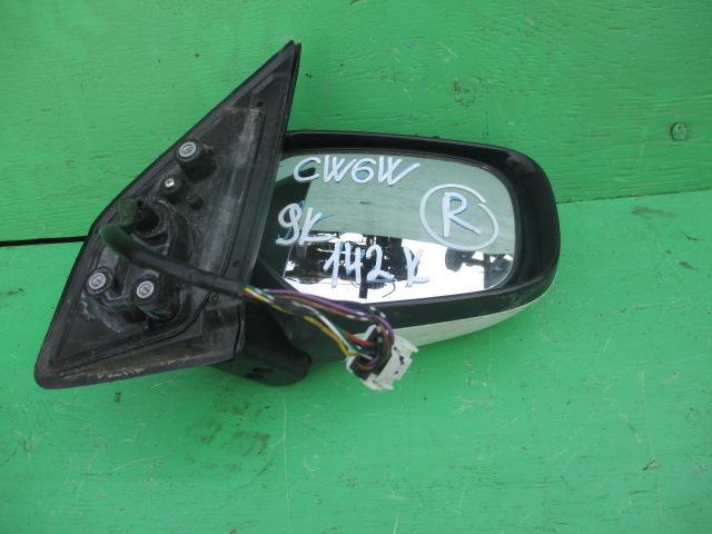 Зеркало Mitsubishi Outlander CW6W 6B31 правое (б/у)