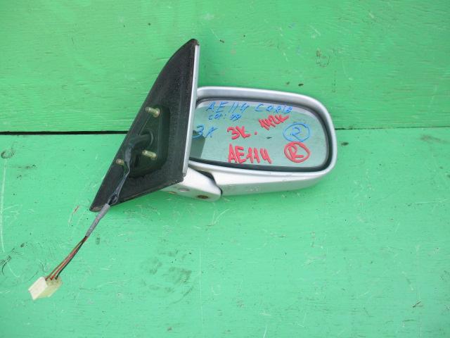 Зеркало Toyota Carib AE114 правое (б/у)