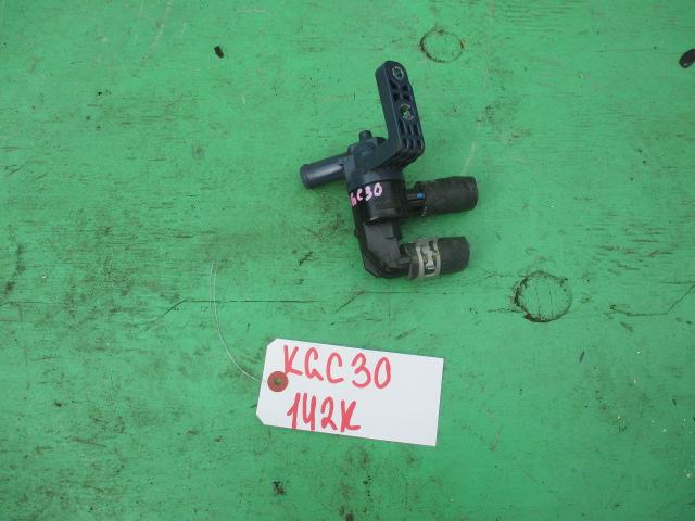 Кран печки Toyota Passo KGC30 (б/у)