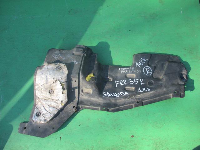Защита двигателя Isuzu Forward FRR35K3S правая (б/у)