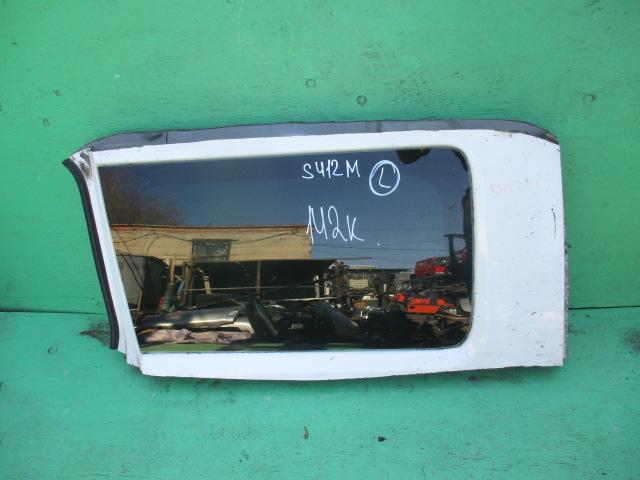 Стекло собачника Toyota Town Ace S412M левое (б/у)