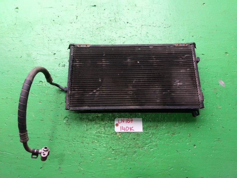 Радиатор кондиционера Toyota Hilux LN167 (б/у)