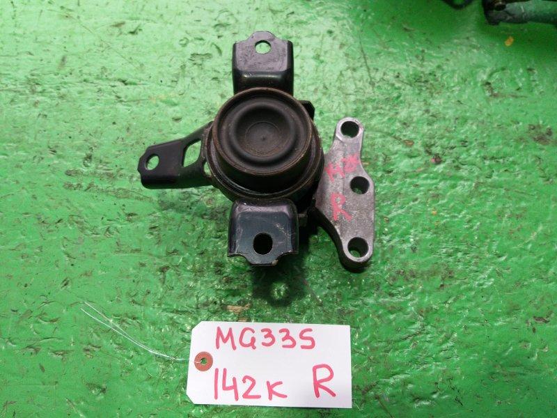 Подушка Nissan Moco MG33S R06A правая (б/у)