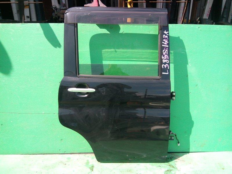 Дверь Daihatsu Tanto L385S задняя правая (б/у)