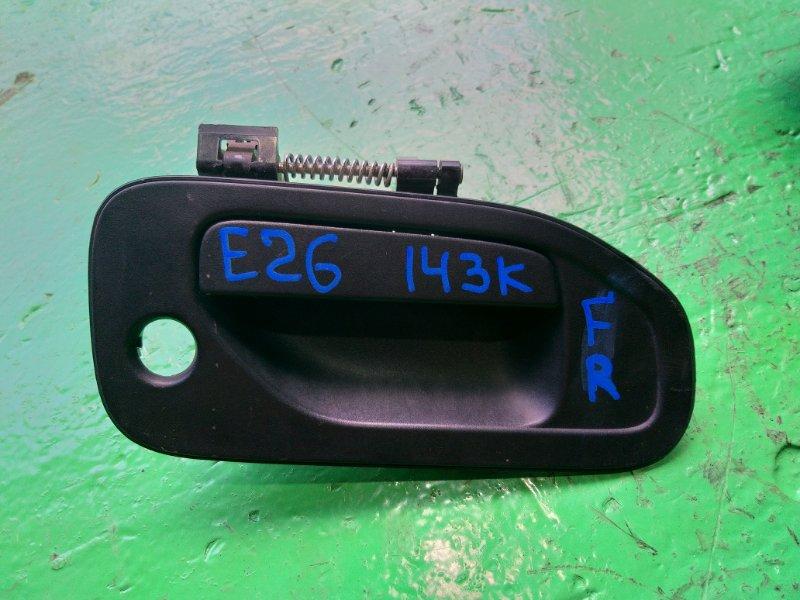 Ручка двери внешняя Nissan Nv350 Caravan E26 передняя правая (б/у)