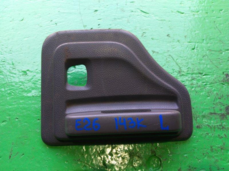 Ручка двери внутренняя Nissan Nv350 Caravan E26 задняя левая (б/у)