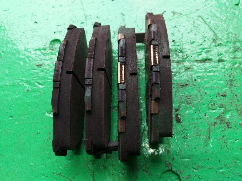 Тормозные колодки Honda Rafaga CE4 переднее (б/у)