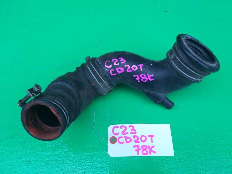 Патрубок воздушн.фильтра Nissan Serena C23 CD20-T (б/у)