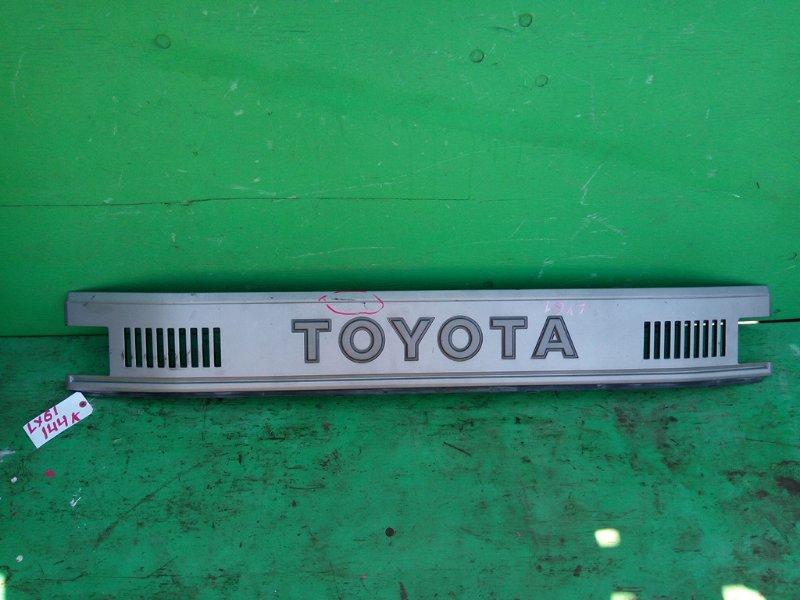 Решетка радиатора Toyota Toyoace LY61 (б/у)