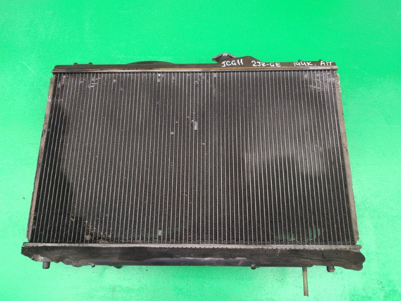 Радиатор основной Toyota Brevis JCG11 2JZ-GE (б/у)