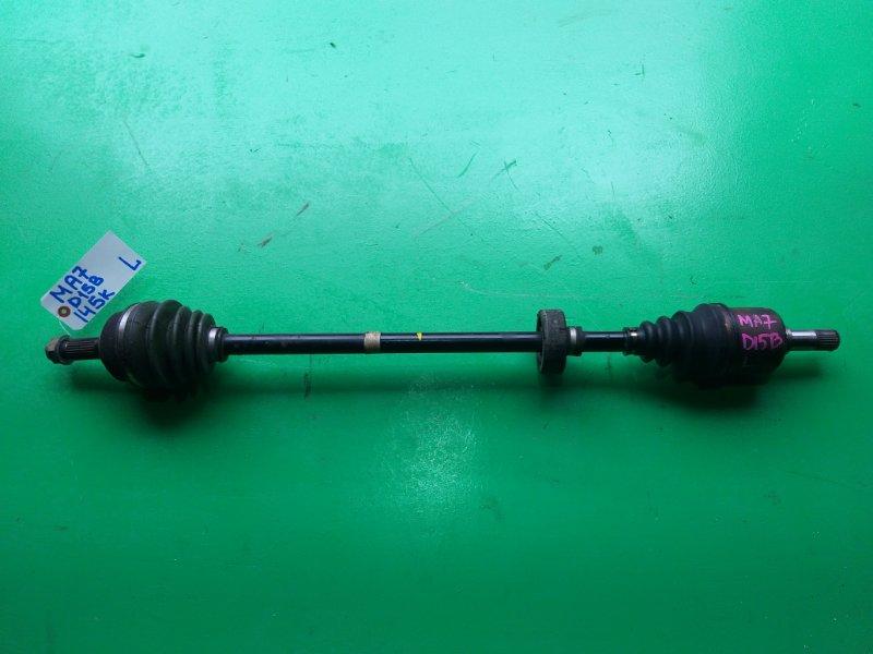 Привод Honda Domani MA7 передний левый (б/у)