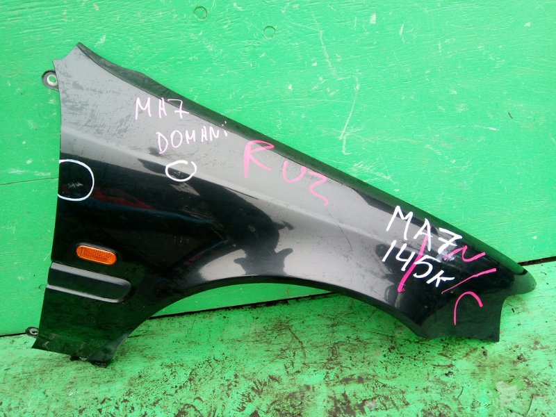 Крыло Honda Domani MA7 переднее правое (б/у)
