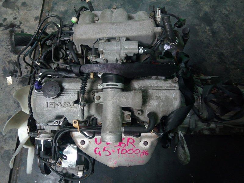 Двигатель Mazda Proceed Marvie UV56R G5 (б/у)