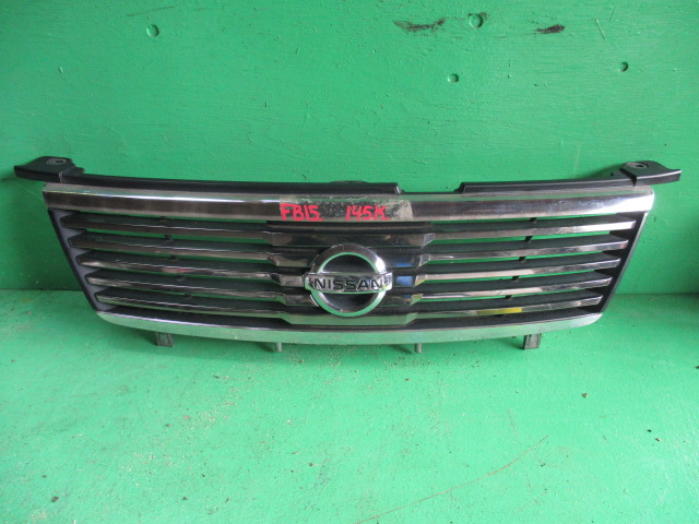 Решетка радиатора Nissan Sunny FB15 (б/у)