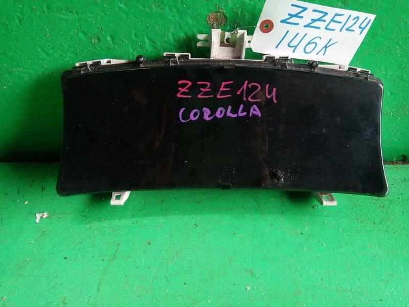 Спидометр Toyota Corolla ZZE124 (б/у)