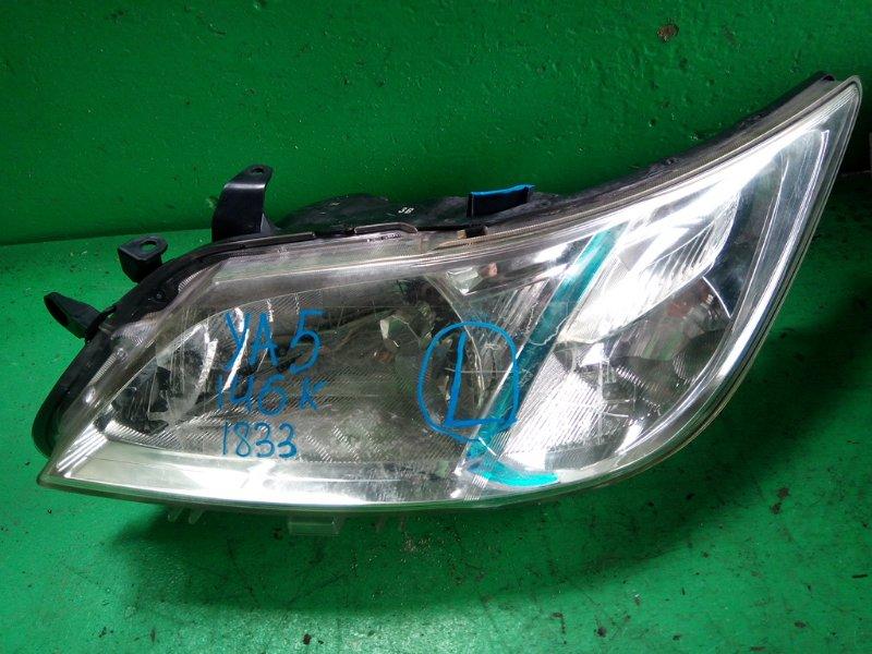 Фара Subaru Exiga YA5 левая (б/у)