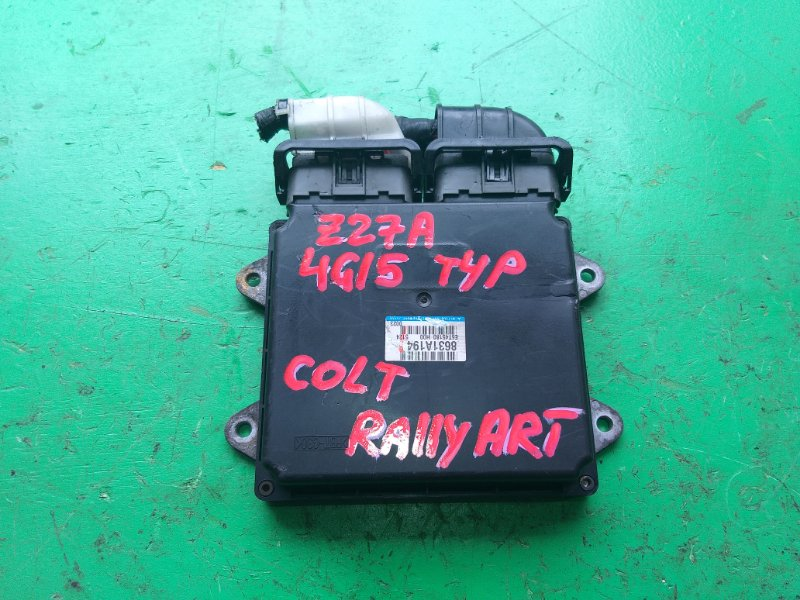 Компьютер Mitsubishi Colt Z27A 4G15 (б/у)