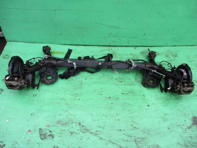 Балка подвески Toyota Vitz NCP91 задняя (б/у)