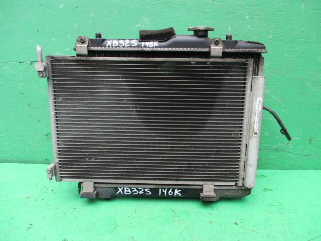 Радиатор основной Suzuki Splash XB32S (б/у)