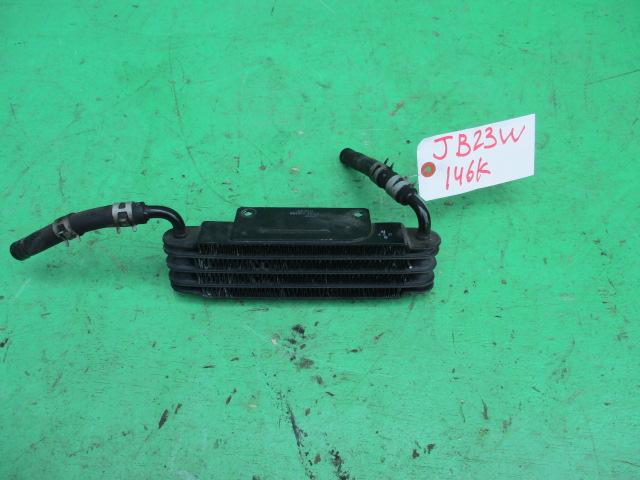 Радиатор масляный Suzuki Jimny JB23W (б/у)