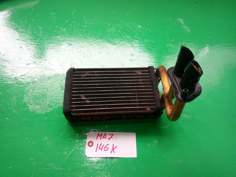 Радиатор печки Honda Domani MA7 (б/у)