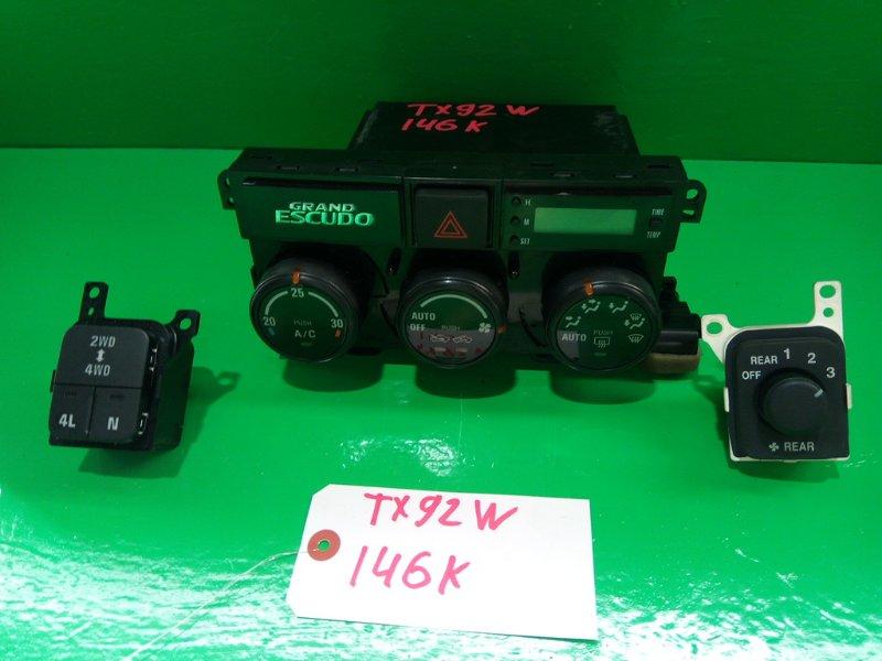 Климат-контроль Suzuki Escudo TX92W (б/у)