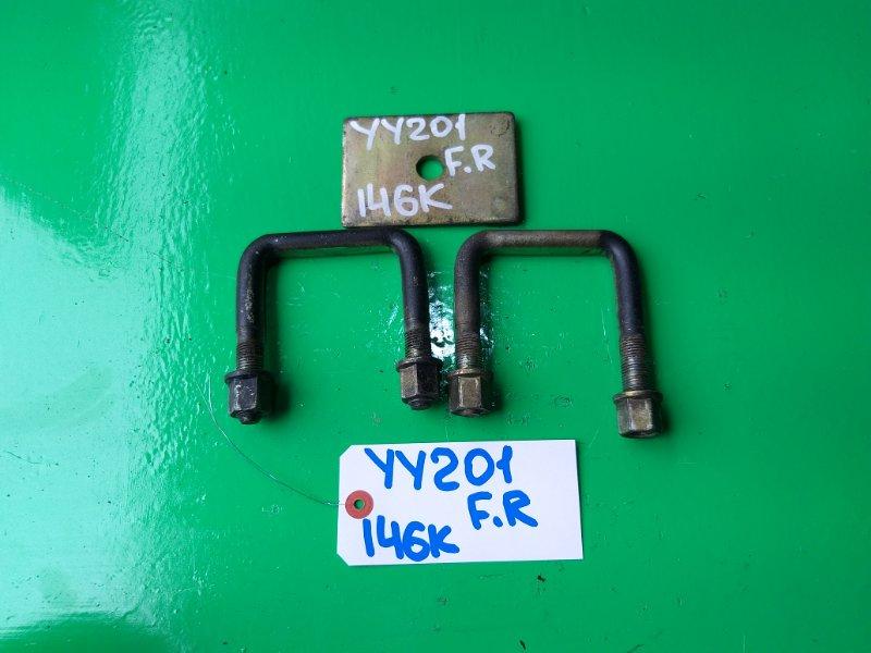 Стремянка рессоры Toyota Dyna YY201 передняя правая (б/у)
