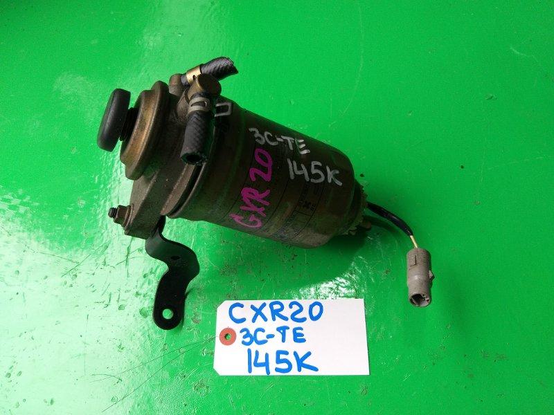 Насос ручной подкачки Toyota Estima CXR20 3C-TE (б/у)