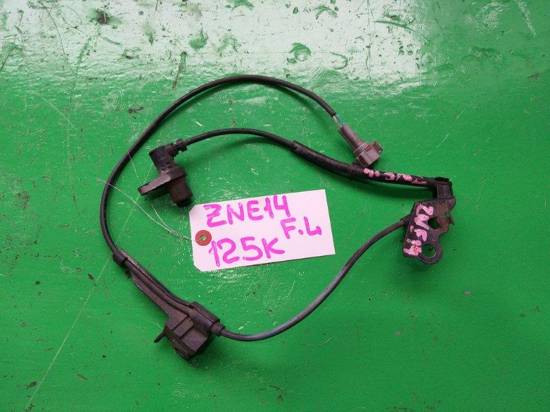 Датчик abs Toyota Wish ZNE14 передний левый (б/у)