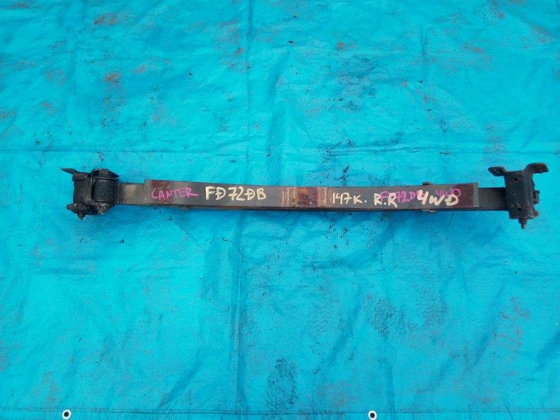 Рессоры Mitsubishi Canter FE72DB задние правые (б/у)