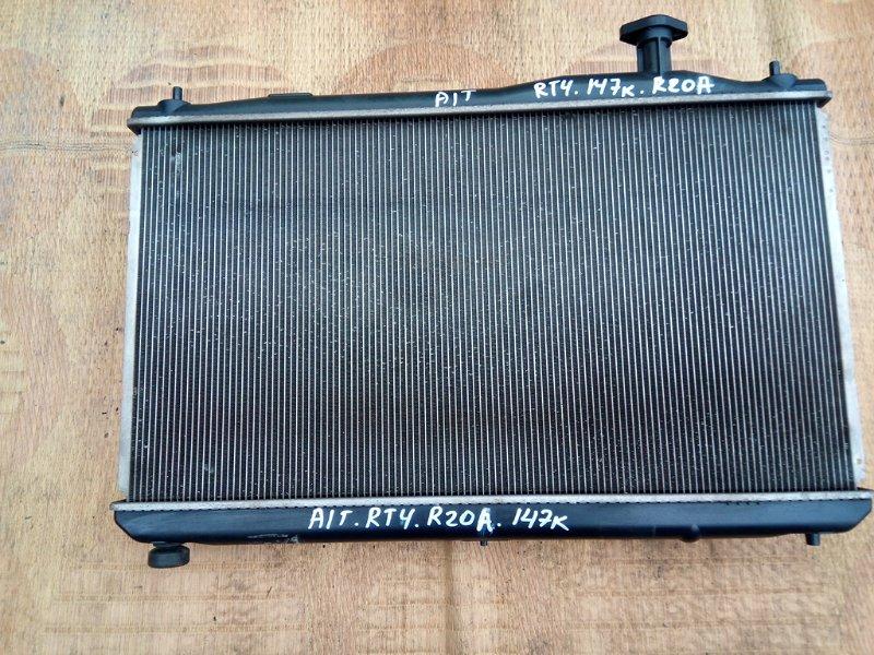 Радиатор основной Honda Crossroad RT4 R20A (б/у)