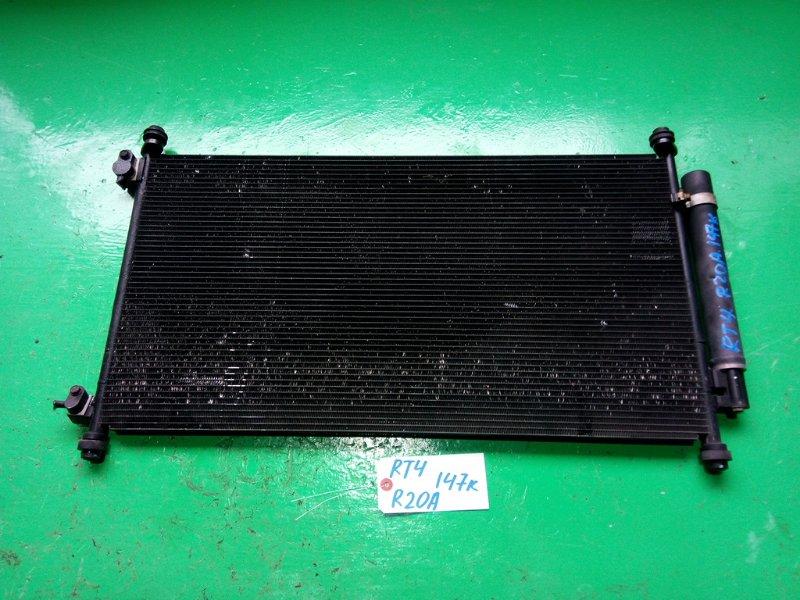 Радиатор кондиционера Honda Crossroad RT4 R20A (б/у)