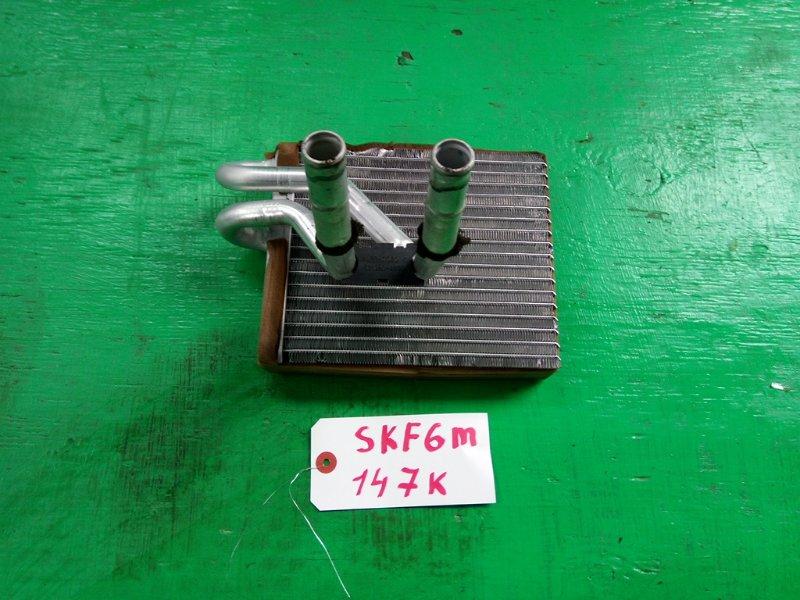 Радиатор печки Mazda Bongo Brawny SKF6M (б/у)