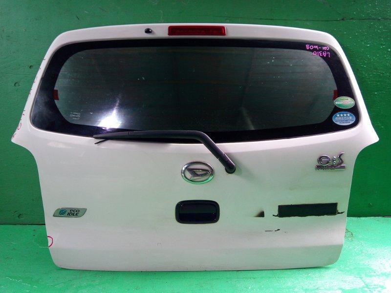 Дверь задняя Daihatsu Mira LA310S (б/у)