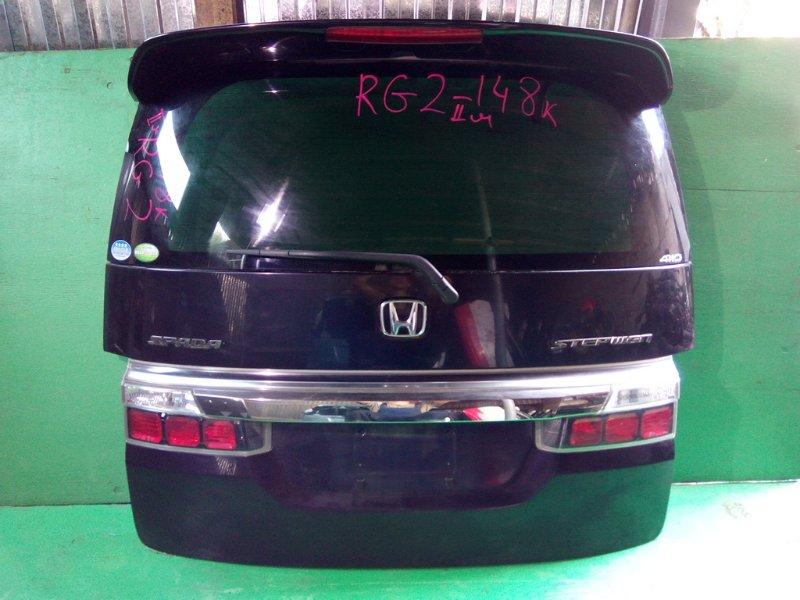 Дверь задняя Honda Step Wagon RG2 (б/у)