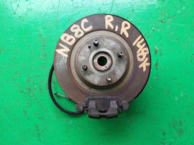 Ступица Mazda Roadster NB8C задняя правая (б/у)