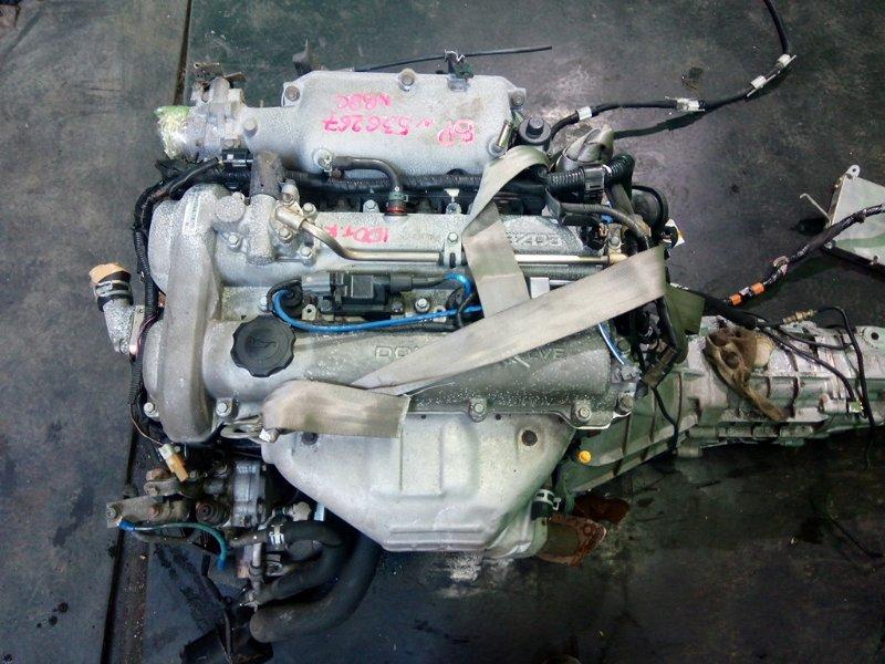 Двигатель Mazda Roadster NB8C BP (б/у)