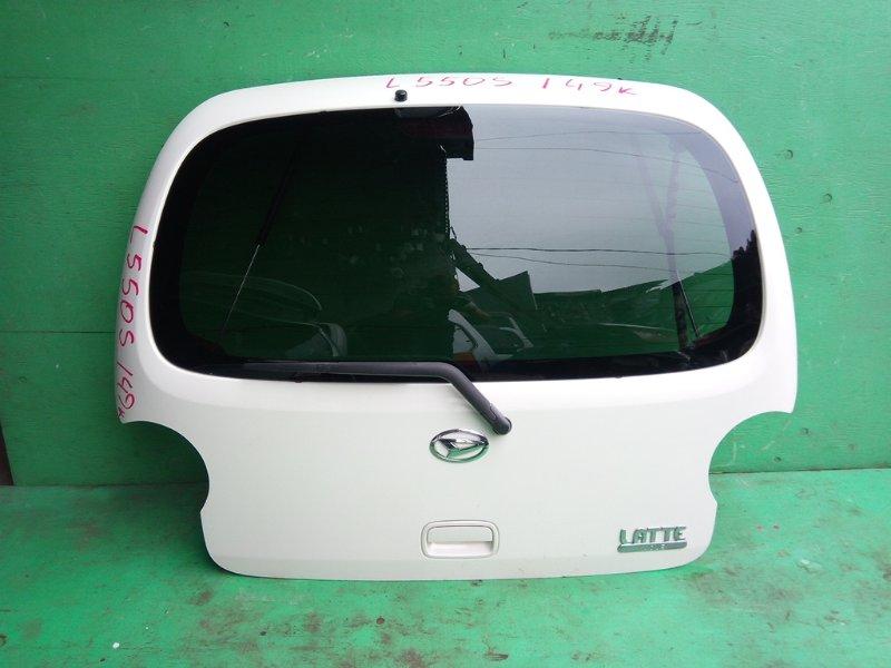 Дверь задняя Daihatsu Move Latte L550S (б/у)