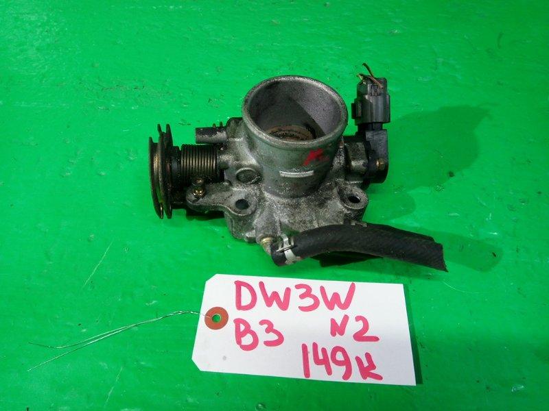 Дроссельная заслонка Mazda Demio DW3W B3 (б/у) N2