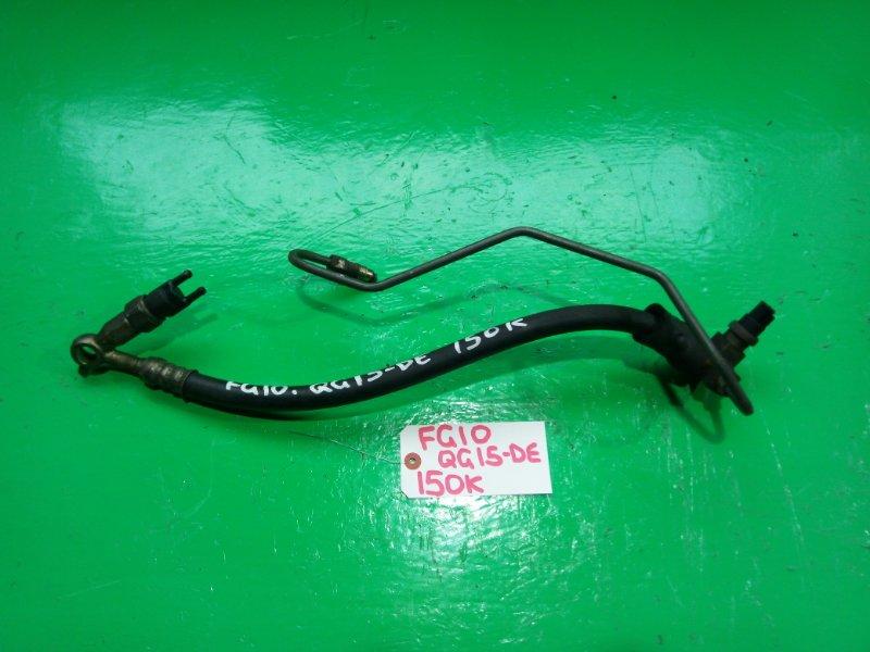 Шланг гидроусилителя Nissan Sylphy FG10 QG15-DE (б/у)