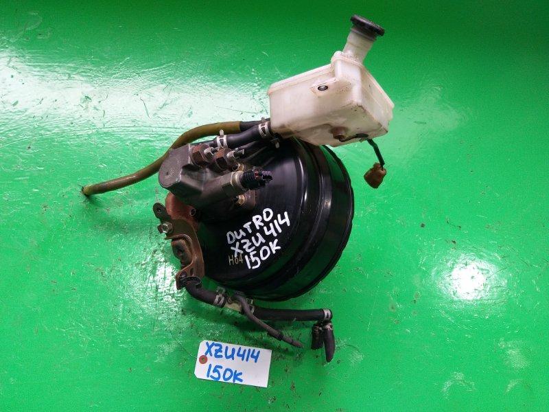Главный тормозной цилиндр Hino Dutro XZU414 (б/у)