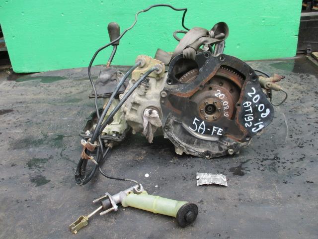 Мкпп Toyota Carina AT192 5A-FE (б/у)